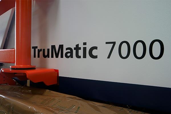Juni 2018: Wir nennen ab jetzt die neue TruMatic 7000 unser Eigen!