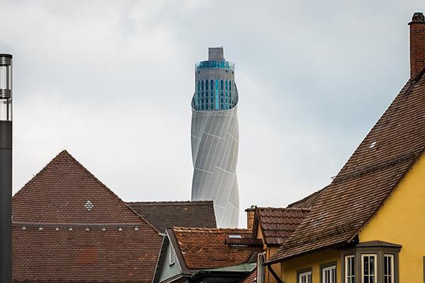 Juli 2019: ZENTNER Betriebsausflug zum Thyssenkrupp-Testturm