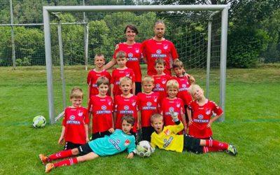 August 2019: ZENTNER unterstützt Fußballjugend